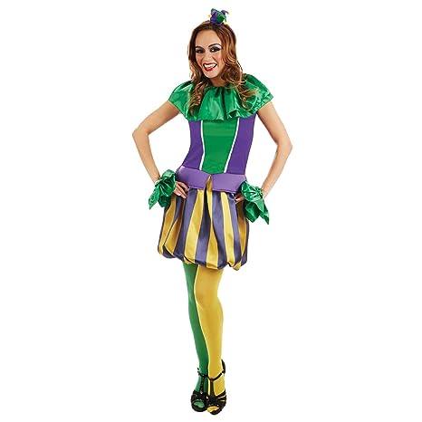 Amazon.com: Disfraz de payaso para mujer, para adultos ...