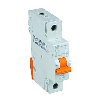 AEG 40265 - Instalación de fusible para caja de fusibles ...