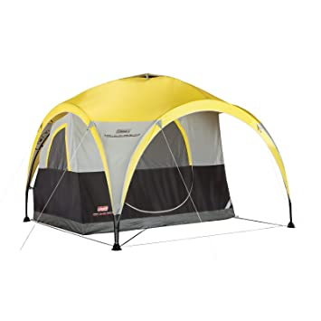 Coleman 2-For-1 All Day 2-Person Shelter u0026 Tent  sc 1 st  Amazon.com & Amazon.com : Coleman 2-For-1 All Day 2-Person Shelter u0026 Tent ...
