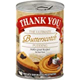 Thank You Pudding Butterscotch Pudding, 15.75-Ounce (Pack of 6)