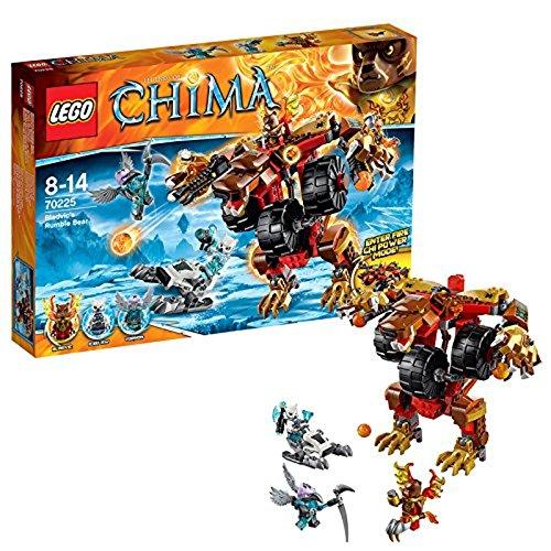 Lego Chima 70225 Bladvics Grollbär-Mech