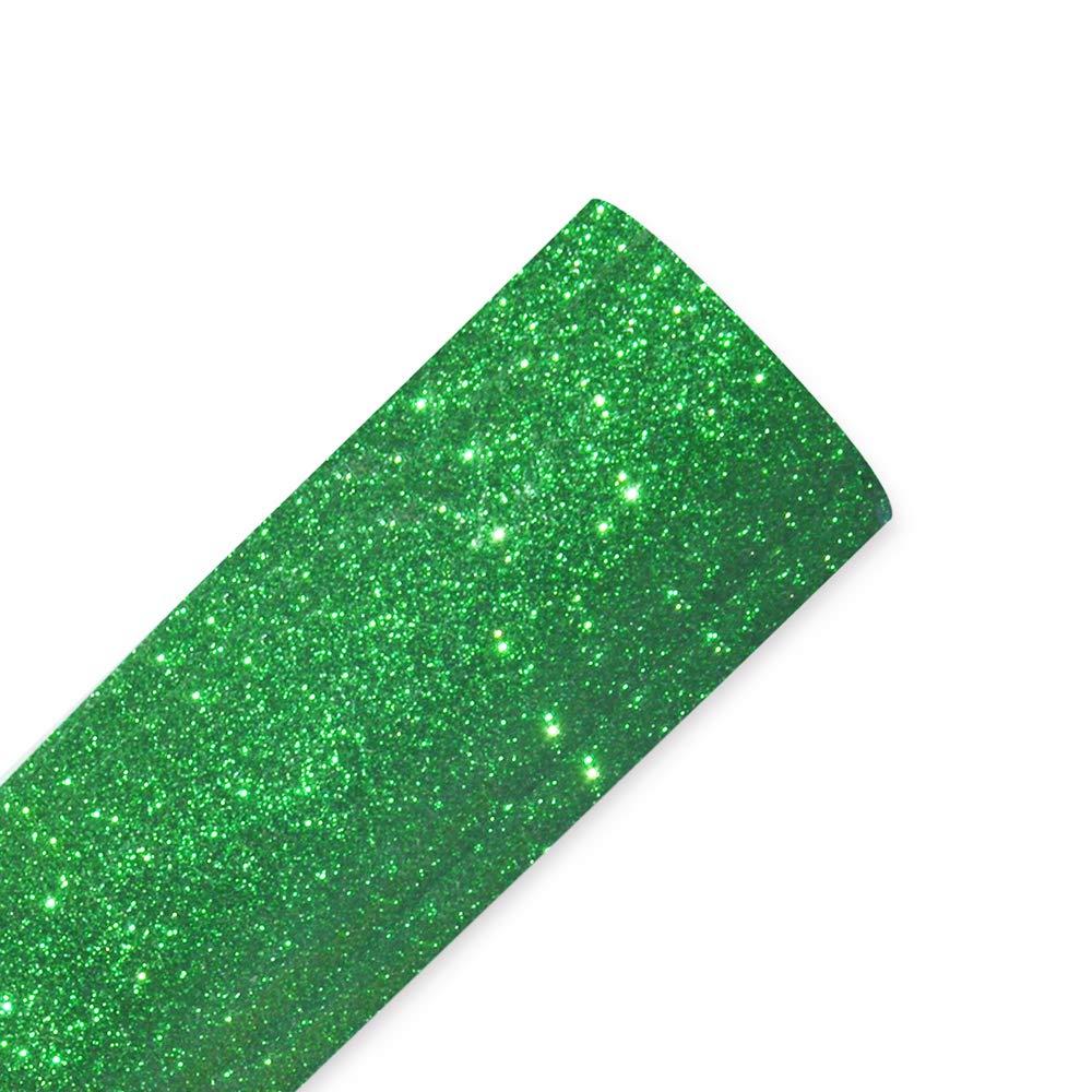 PU Glitter Red Iron On Heat Transfer Vinyl Rolls HTV 12x40 inch for Tshirt Garment WrapXpert