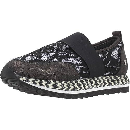 Calzado Deportivo para Mujer, Color Negro, Marca GIOSEPPO, Modelo Calzado Deportivo para Mujer GIOSEPPO 71898 Negro: Amazon.es: Zapatos y complementos