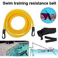 PoeHXtyy Cinturones de Entrenamiento de natación: Amarre