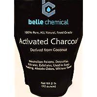 (2LB) Organic Coconut Activated Charcoal Powder - Food Grade, Kosher - Teeth Whitening...
