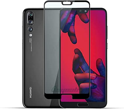 Beyeah Huawei P20 Pro Pellicola Protettiva Full Proteggi Schermo In Vetro Temperato Copertura Completa Protezione Invisibile Per Huawei P20 Pro Nero Amazon It Elettronica