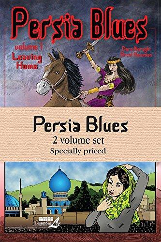 Persia Blues Set