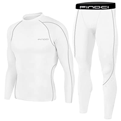 1Bests Man Athletic Fitness Compression Tights Sportswear Running Quick-Drying Shirt Pants Sets