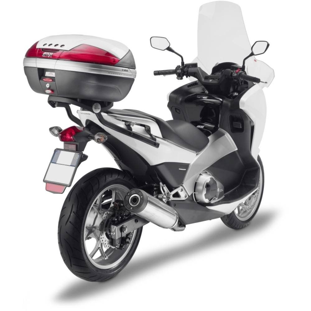 Givi–telaietto posteriore monorack Honda Integra 750