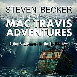 Mac Travis Adventures Box Set, Books 1-4