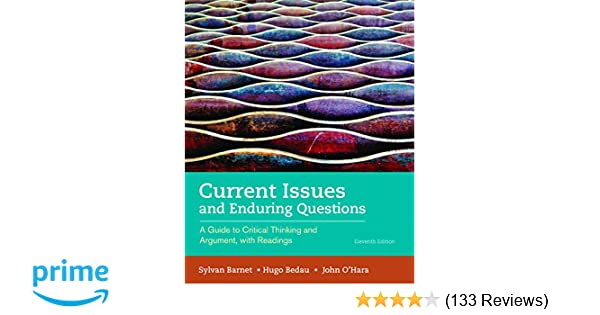 current issues & enduring questions edition 11th