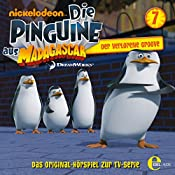 Der verlorene Groove (Die Pinguine aus Madagascar 7) | Thomas Karallus