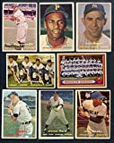 1957 Topps Baseball Complete Set w/Mantle Koufax