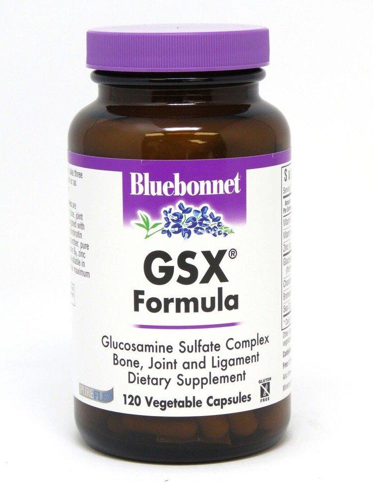 GSX Formula – 120 – VegCap
