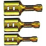 Ett 320251 Kabelsteckschuhe, RS 6,3-1, Blank Beutel (100-er Pack)