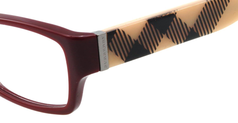e371e12dc631 Burberry Eyeglasses BE 2094 BEIGE 3264 52MM BE2094  Burberry  Amazon.co.uk   Clothing