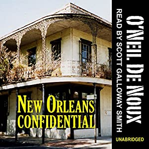 New Orleans Confidential Audiobook