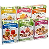 GoPicnic Ready-To-Eat Meals Gluten-Free Variety Pack, 38 Ounce by GoPicnic