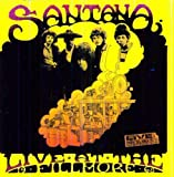 Live at the Fillmore-1968 by Santana (1996-12-31)