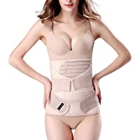 3 in 1 Postpartum Support Recovery Belly Wrap Waist/Pelvis Belt Body Shaper… photo