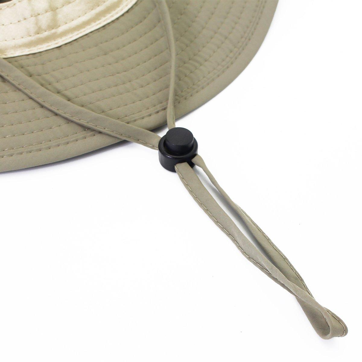 Outfly Cappello Tesa Larga Cappello Tesa Larga Cappello Bonnie Leggero Perfetto per attivit/à allaperto