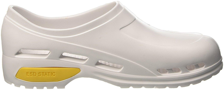 45 1 Bianco Gima/- Zapato profesional ultraligero