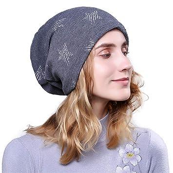 Easy Go Shopping Gorras de Terciopelo para Mujer más para Mantener ...