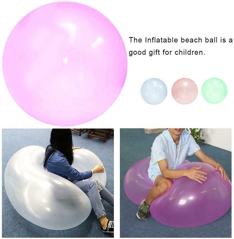 Bubble Ball Inflatable Fun Ball Amazing Super Wubble Bubble Ball Outdoor