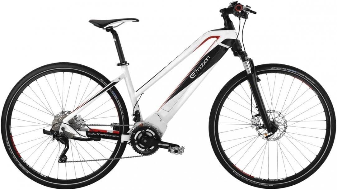 BH-Bicicleta eléctrica Emotion Revo Jet 2016-M: Amazon.es ...