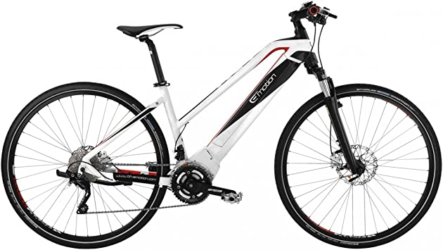 BH-Bicicleta eléctrica Emotion Revo Jet 2016-M: Amazon.es ...