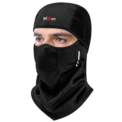 Men's Masks Men's Accessories Hot Sele Motorcycle Face Mask Cycling Ski Neck Protecting Outdoor Balaclava Full Face Mask Ultra Thin Breathable Windproof Mask