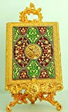 ISLAMIC MUSLIM Metal QURAN BOX HOME DECORATIVE