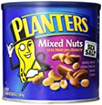Planters Mixed Nuts With Pure Sea Sal...