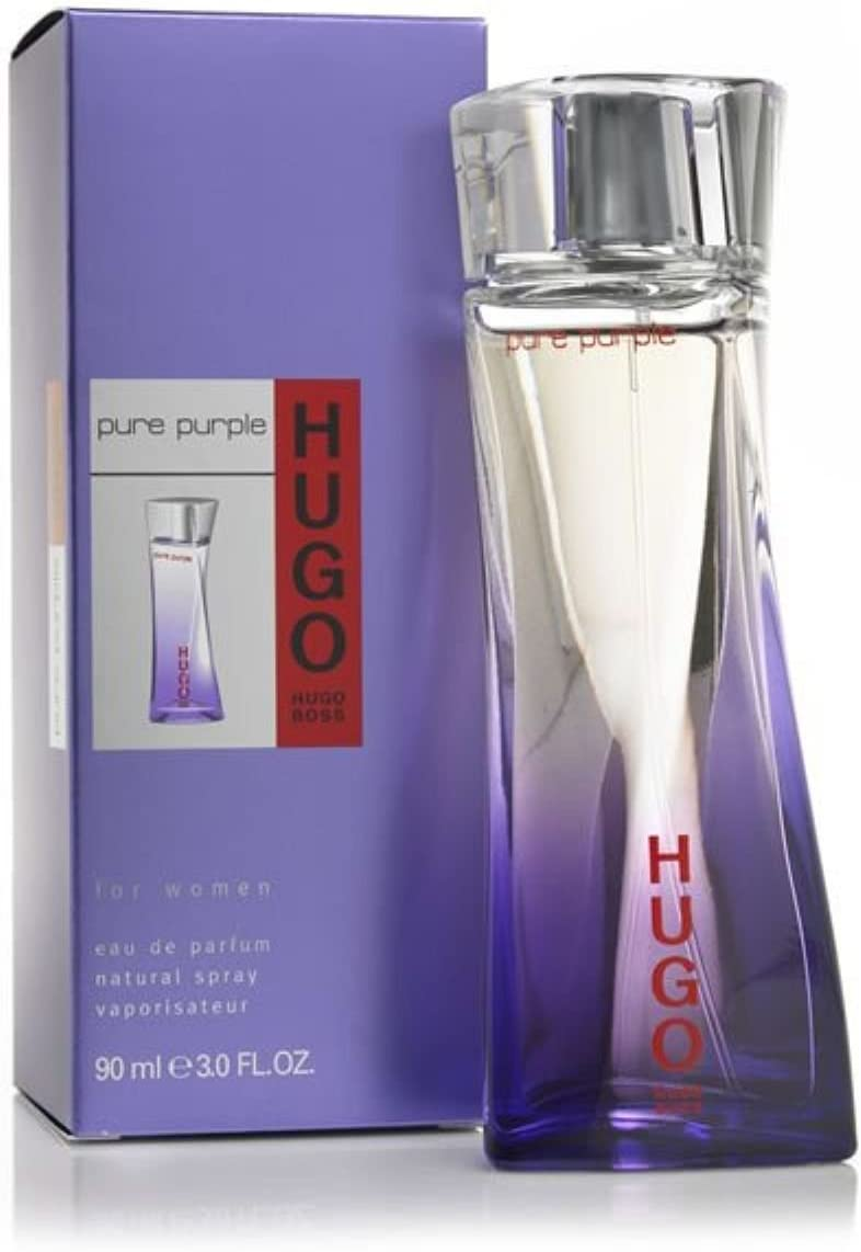 HUGO BOSS PURE PURPLE EAU DE PERFUME 90ML VAPO,: Amazon.es: Salud y cuidado personal