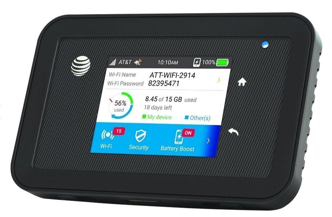 UNLOCKED Netgear Unite Explore 815S 4G LTE Mobile Wifi Rugged Hotspot (Certified Refurbished)