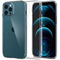 Spigen Ultra Hybrid designed for iPhone 12 Pro MAX case/cover - Crystal Clear