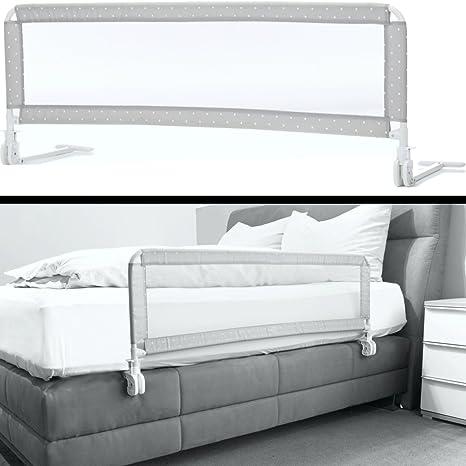 Niños barandillas de cama (Modelo: Puntos) para cama con ...