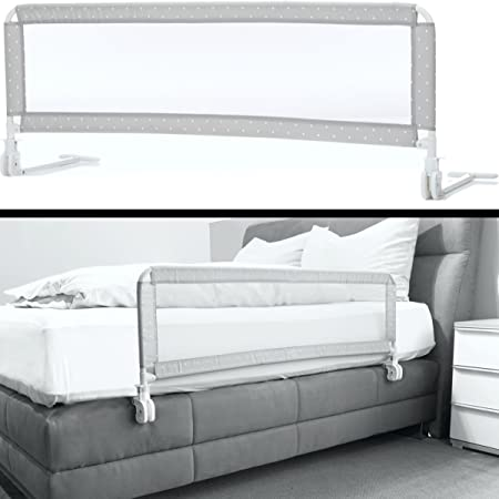 Cama infantil – Rejilla extra alto Ideal para cama con somier/cama estándar