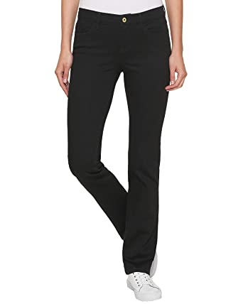 9ad858840 Tommy Hilfiger Womens Greenwich Straight Leg Below Waist Straight Leg Jeans  at Amazon Women's Jeans store