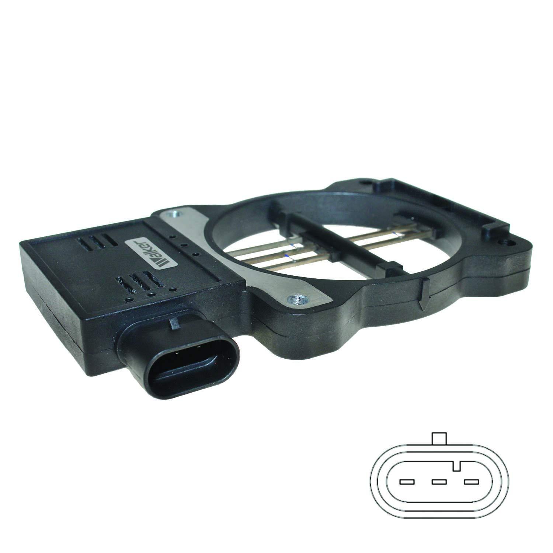 Walker Products 245-2067 Mass Air Flow Sensor