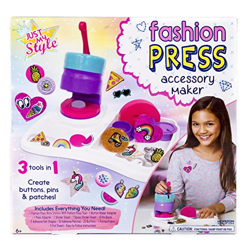 Stamp n' Style Fashion Accessory Press Kit