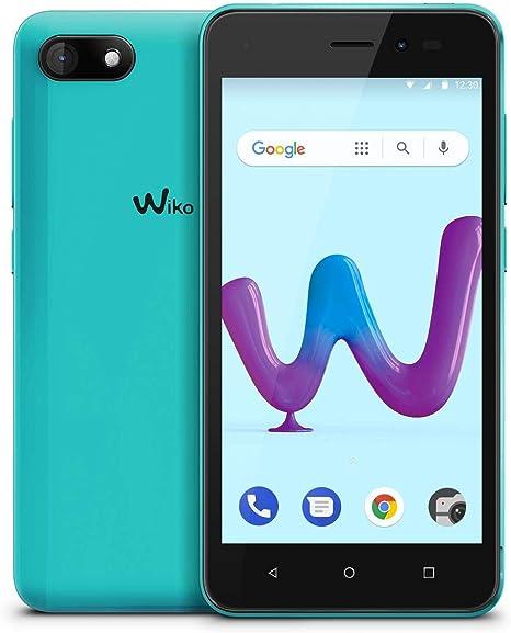 Wiko Sunny 3 - Smartphone (8 GB, 5 Pulgadas), Color Turquesa: Amazon.es: Electrónica