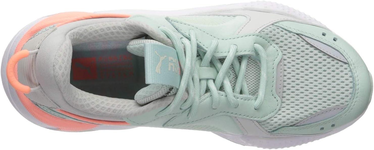 PUMA - Chaussure Hiver pour Homme RS-X Fair Aqua Glacier Gray