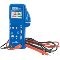 Draper 57574 Battery, Bulb and Fuse Continuity Tester