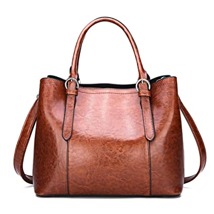 Image Unavailable. Image not available for. Color  GSYDXKB Women s Leather Handbags  Brand Disgener Large Tote Bag Women s Handbag Casual Shoulder Bag Big ... d964940a3678c