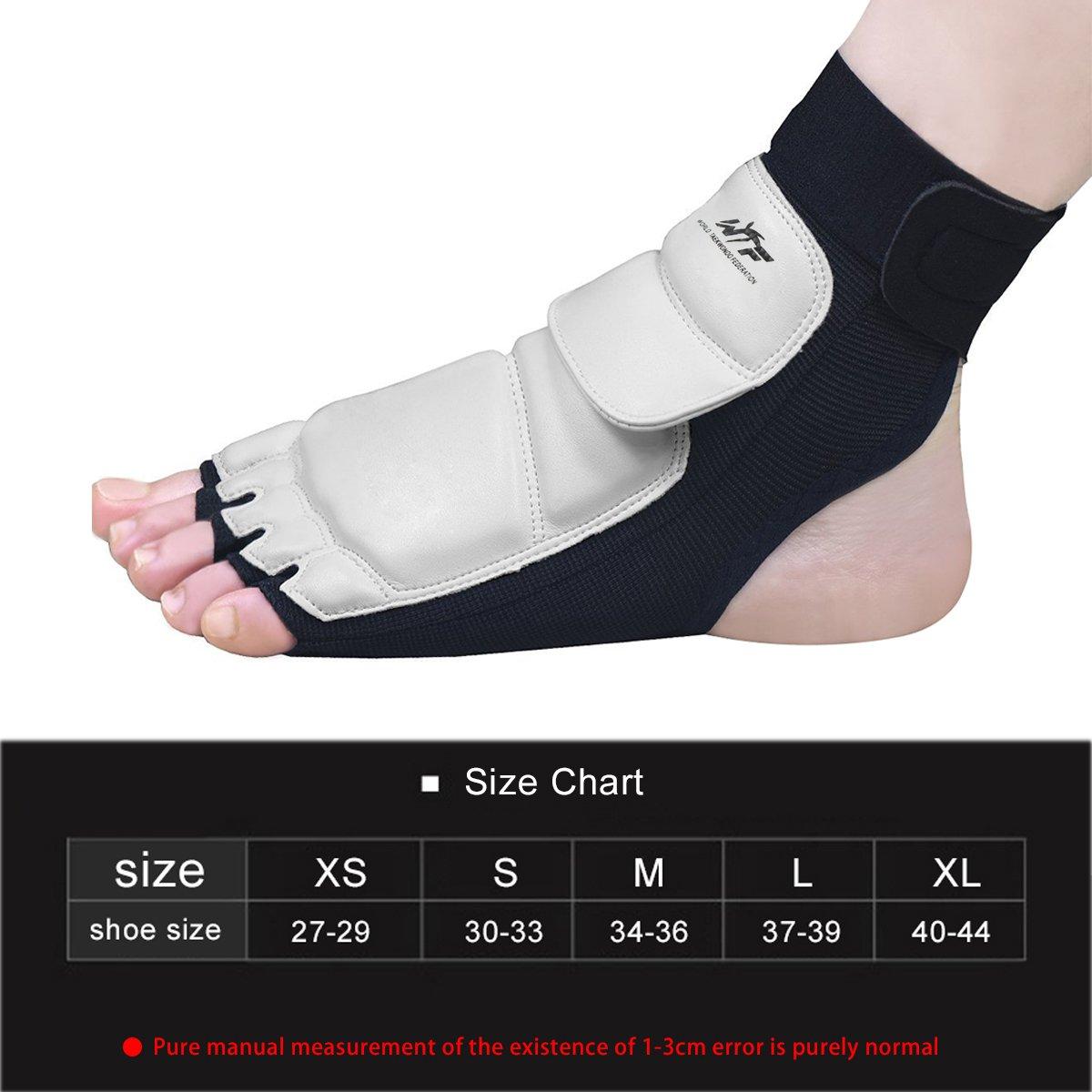 Drako TKD Foot Protector