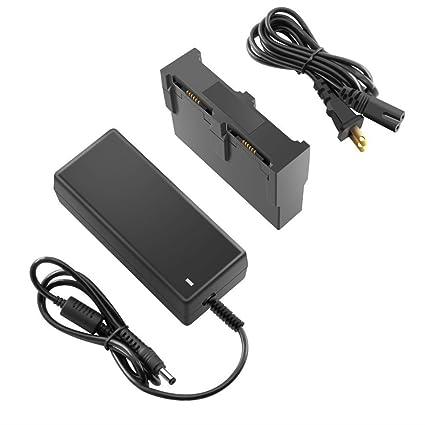 Amazon.com: XmiPbs Cargador de batería 4 en 1 dividido ...