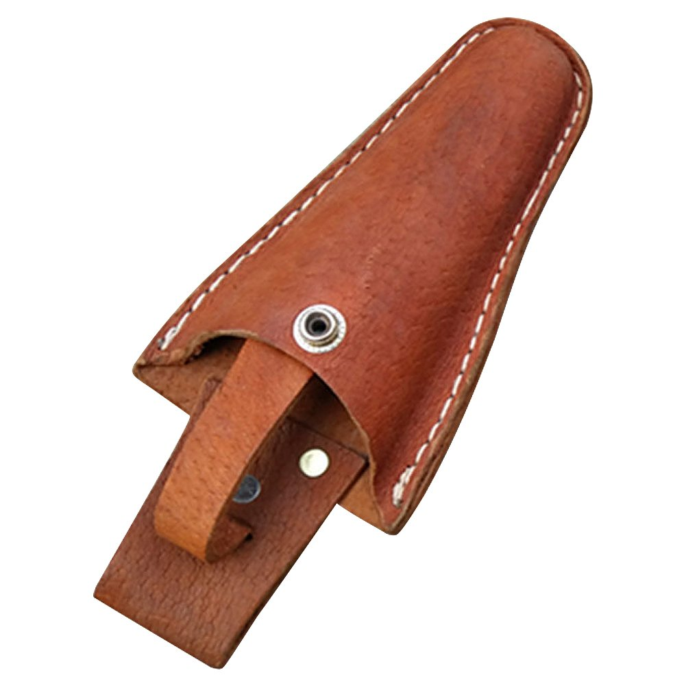 Protective Leather Case Holder Pouch Bag For Pruning Shears Pliers Scissors Tool