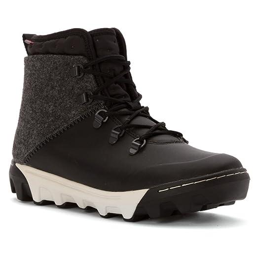 adidas Women's CW Feltcruiser Boot,Black/Clear Brown/Night Metallic,US 9