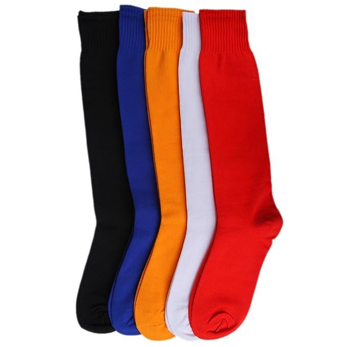 Bigood 3 Paires Chaussette Femme Homme Coton Chaussettes Football Sport Uni  Blanc: Amazon.fr: Vêtements et accessoires